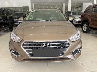 Bán xe Hyundai Accent năm sản xuất 2019, màu nâu, xe nhập