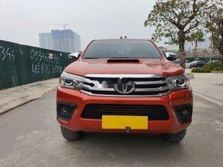 Bán ô tô Toyota Hilux 4x4 AT full đồ chơi đẹp năm sản xuất 2016, nhập khẩu nguyên chiếc, giá tốt