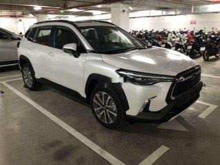 Bán Toyota Corolla Cross năm sản xuất 2021, nhập khẩu, 820tr