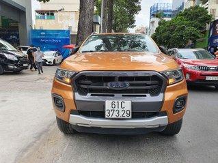 Cần bán Ford Ranger Wildtrak sản xuất 2018, giá thấp, động cơ ổn định