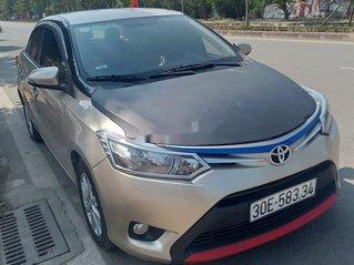 Bán Toyota Vios sản xuất 2016 giá cạnh tranh, giao nhanh