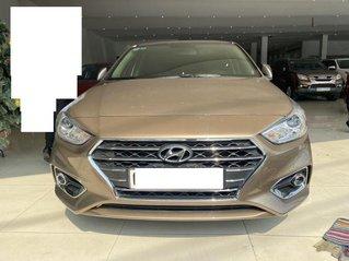Bán Hyundai Accent sản xuất 2019, màu nâu