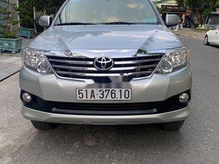 Cần bán lại xe Toyota Fortuner sản xuất 2012