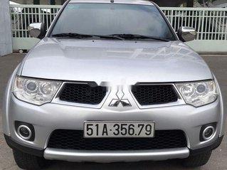 Cần bán Mitsubishi Pajero Sport sản xuất năm 2012, màu bạc, giá 438tr