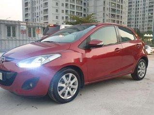 Cần bán gấp Mazda 2 sản xuất 2013, màu đỏ, xe chính chủ
