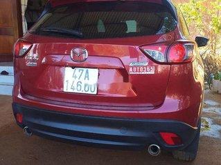 Bán Mazda CX 5 đời 2016, màu đỏ, 610 triệu