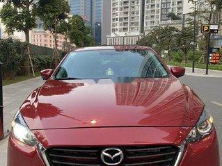 Bán Mazda 3 năm 2018, màu đỏ còn mới