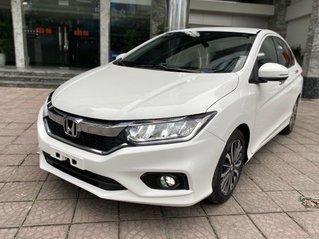 Bán Honda City Top sản xuất 2018 màu trắng, giá 530 triệu đồng