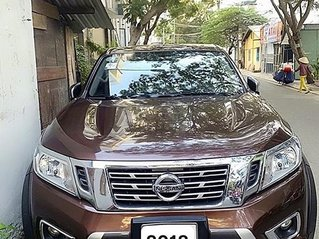 Cần bán gấp Nissan Navara năm 2018, màu nâu, xe nhập, giá chỉ 560 triệu