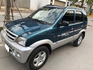 Cần bán lại xe Daihatsu Terios đời 2007, màu xanh lam