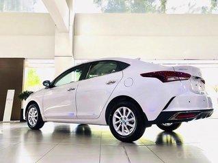 Bán Hyundai Accent 1.4 AT sản xuất 2020, màu trắng, 505 triệu