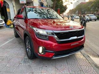 Cần bán Kia Seltos Premium 2020, màu đỏ, xe nhập, 755 triệu