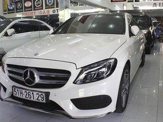 Bán xe Mercedes C300 AMG sản xuất 2017, màu trắng