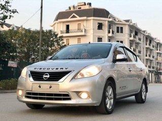 Bán xe Nissan Sunny sx 2016, số tự động, màu bạc ánh kim