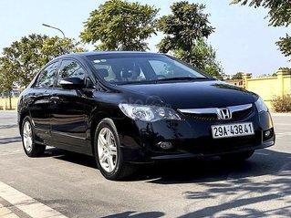 Bán Honda Civic 2.0 sản xuất 2011, màu đen, giá thấp
