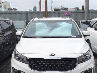 Bán ô tô Kia Sedona 2.2 DAT Luxury năm 2021, màu trắng
