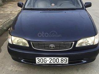 Cần bán Toyota Corolla SLX năm sản xuất 1998, màu xanh lam, nhập khẩu