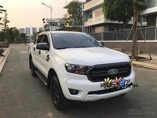 Cần bán lại xe Ford Ranger XLS 2.2 AT sản xuất 2018, màu trắng, xe nhập
