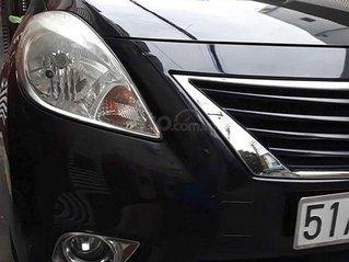 Bán Nissan Sunny năm sản xuất 2013, màu đen, giá 288tr
