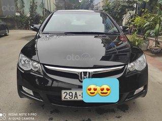 Cần bán gấp Honda Civic 2.0 AT sản xuất 2007, màu đen, giá 300tr