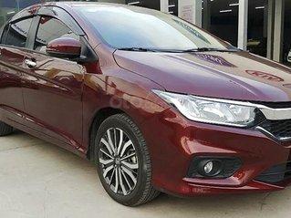 Cần bán Honda City sản xuất năm 2019, màu đỏ, giá 540tr