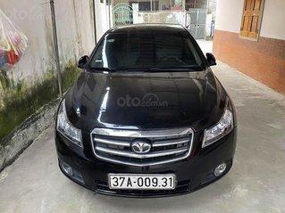 Bán Daewoo Lacetti SE sản xuất năm 2010, màu đen, xe nhập, 218 triệu