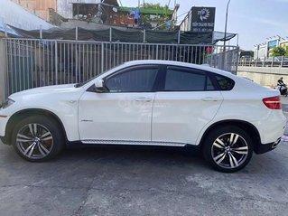 Bán xe BMW X6 xDrive35i sản xuất năm 2008, màu trắng, xe nhập