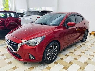 Bán Mazda 2 1.5 AT năm sản xuất 2017, màu đỏ, 450 triệu