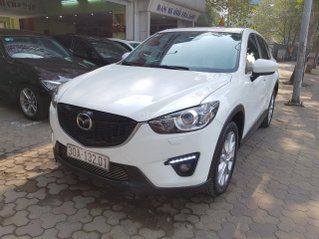 Mazda CX5 2.0 trắng Ngọc Trinh, sản xuất 2014