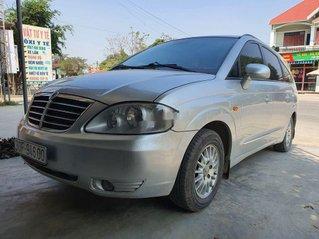Bán xe Ssangyong Stavic sản xuất năm 2008, nhập khẩu nguyên chiếc