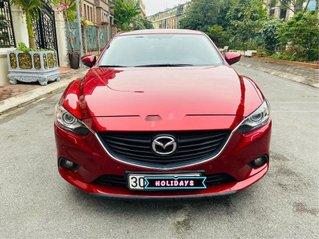 Bán ô tô Mazda 6 đời 2016, màu đỏ, giá chỉ 610 triệu