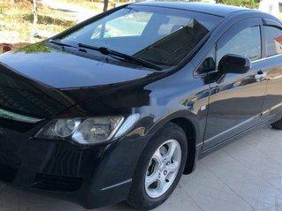 Cần bán gấp Honda Civic đời 2008, màu đen