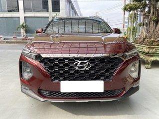 Bán Hyundai Santa Fe 2.2 Dầu đặc biệt năm 2018, màu đỏ