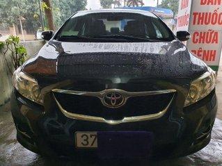 Xe Toyota Corolla Altis sản xuất 2010, nhập khẩu nguyên chiếc