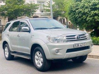 Bán Toyota Fortuner sản xuất năm 2010 còn mới