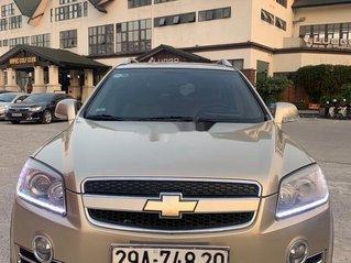 Cần bán gấp Chevrolet Captiva năm 2009, xe giá thấp, động cơ ổn định