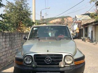 Cần bán lại xe Ssangyong Korando năm sản xuất 2003, xe nhập