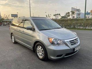 Bán ô tô Honda Odyssey năm 2008, màu xám, nhập khẩu nguyên chiếc