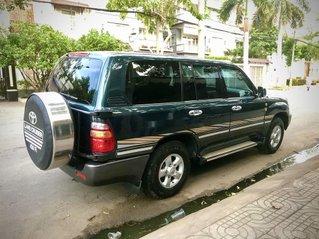 Cần bán lại xe Toyota Land Cruiser năm sản xuất 2001 còn mới, 295tr
