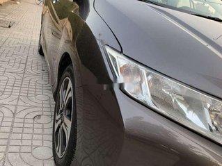 Bán xe Honda City 2016, màu nâu, nhập khẩu số tự động