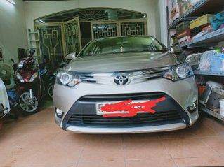 Cần bán Toyota Vios năm sản xuất 2017, xe chính chủ