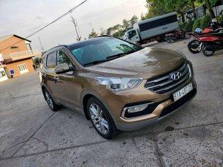 Xe Hyundai Santa Fe năm sản xuất 2018, nhập khẩu nguyên chiếc, giá chỉ 970 triệu