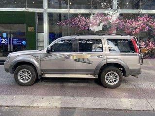 Cần bán lại xe Ford Everest sản xuất 2009, màu bạc, giá 415tr