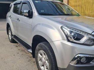 Cần bán gấp Isuzu mu-X năm 2018, màu bạc, xe nhập, giá 685tr