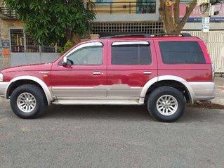 Cần bán lại xe Ford Everest sản xuất năm 2005, nhập khẩu nguyên chiếc