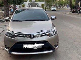 Cần bán Toyota Vios năm sản xuất 2016, xe nhập, giá ưu đãi