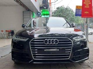 Bán xe Audi A6 2.0 sản xuất năm 2018, màu đen, nhập khẩu nguyên chiếc