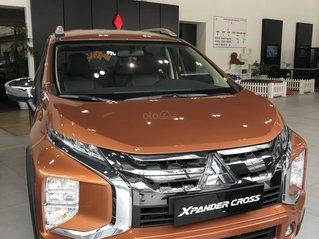 [Hot - Mitsubishi Xpander Cross] giảm tiền mặt, tặng bảo 1 năm - xe đủ màu giao ngay