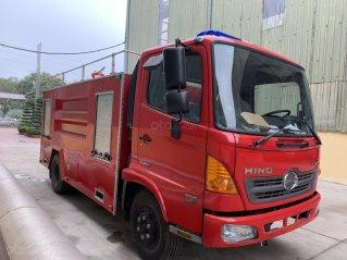 Bán xe chữa cháy, cứu hỏa 5 khối Hino Fc