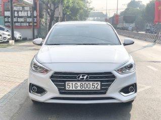 Mới về Hyundai Accent sản xuất 2018 1.4AT bản tiêu chuẩn, biển thành phố